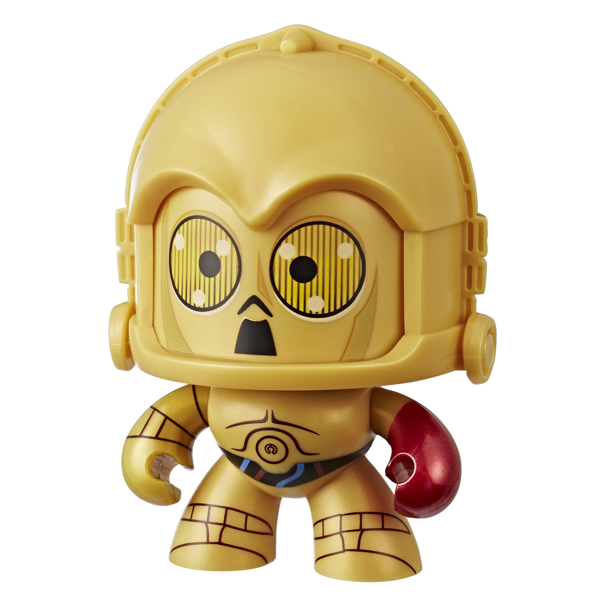 TFA C-3PO Mighty Muggs Figure
