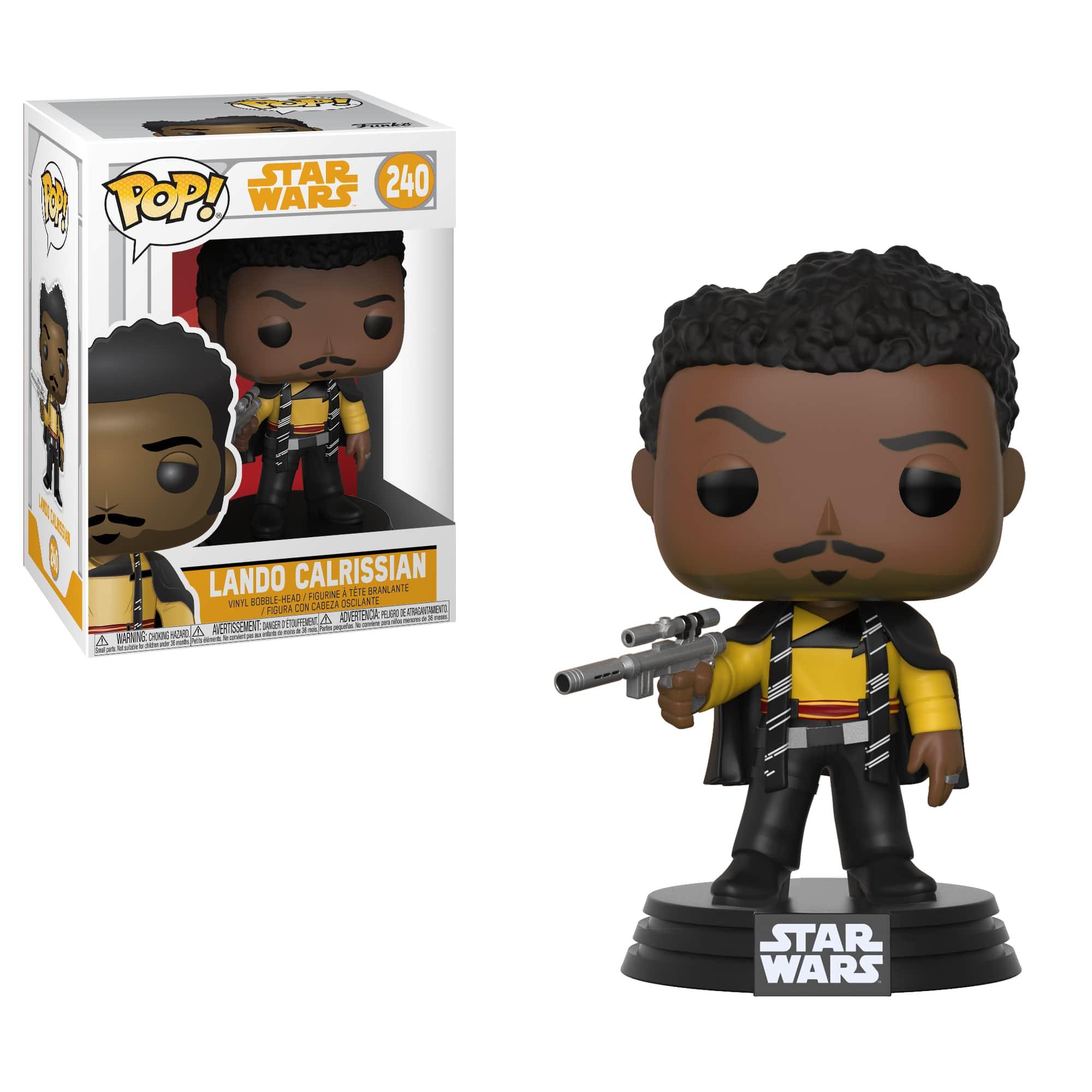 Solo: ASWS Lando Calrissian FP BH Toy