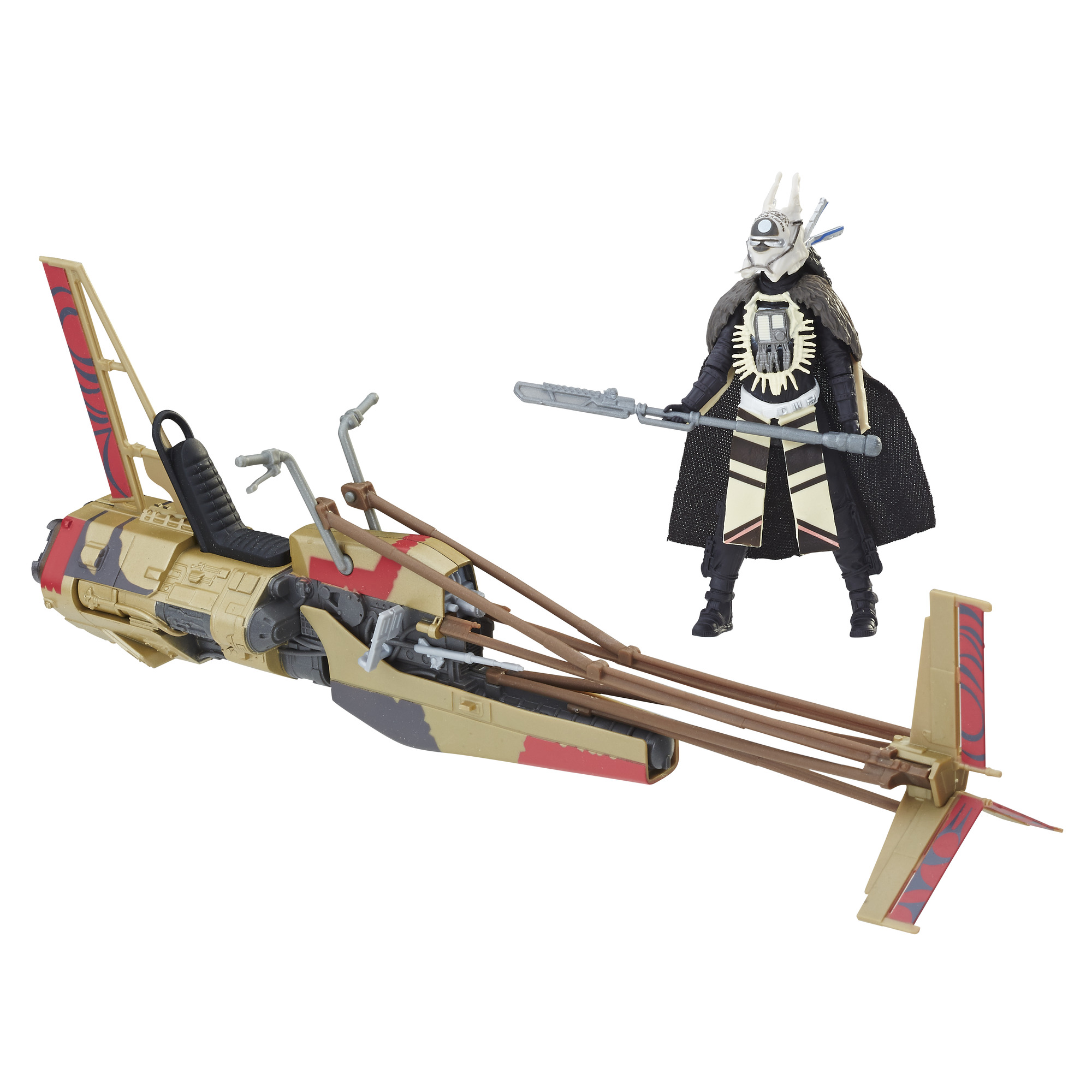 Solo: ASWS Force Link 2.0 Enfys Nest's Swoop Bike & Figure Set 2