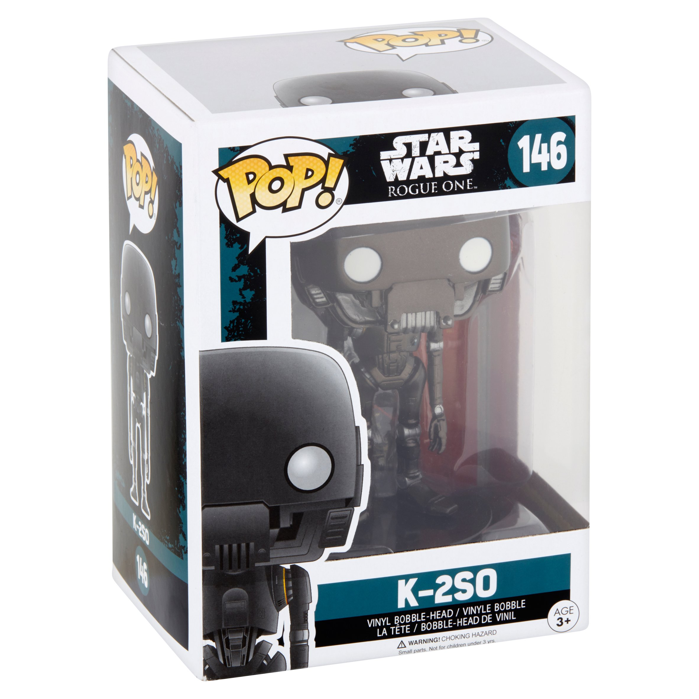 RO K-2S0 Funko Pop! Bobble Head Toy 1