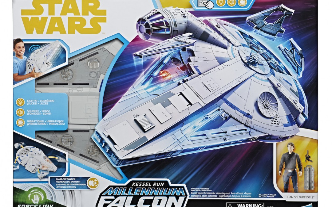 Holiday 2018 Deal: Solo Movie Force Link 2.0 Sets Rundown!