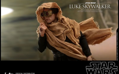 New Return of the Jedi 1/6th Scale Luke Skywalker Deluxe Figure available for pre-order!