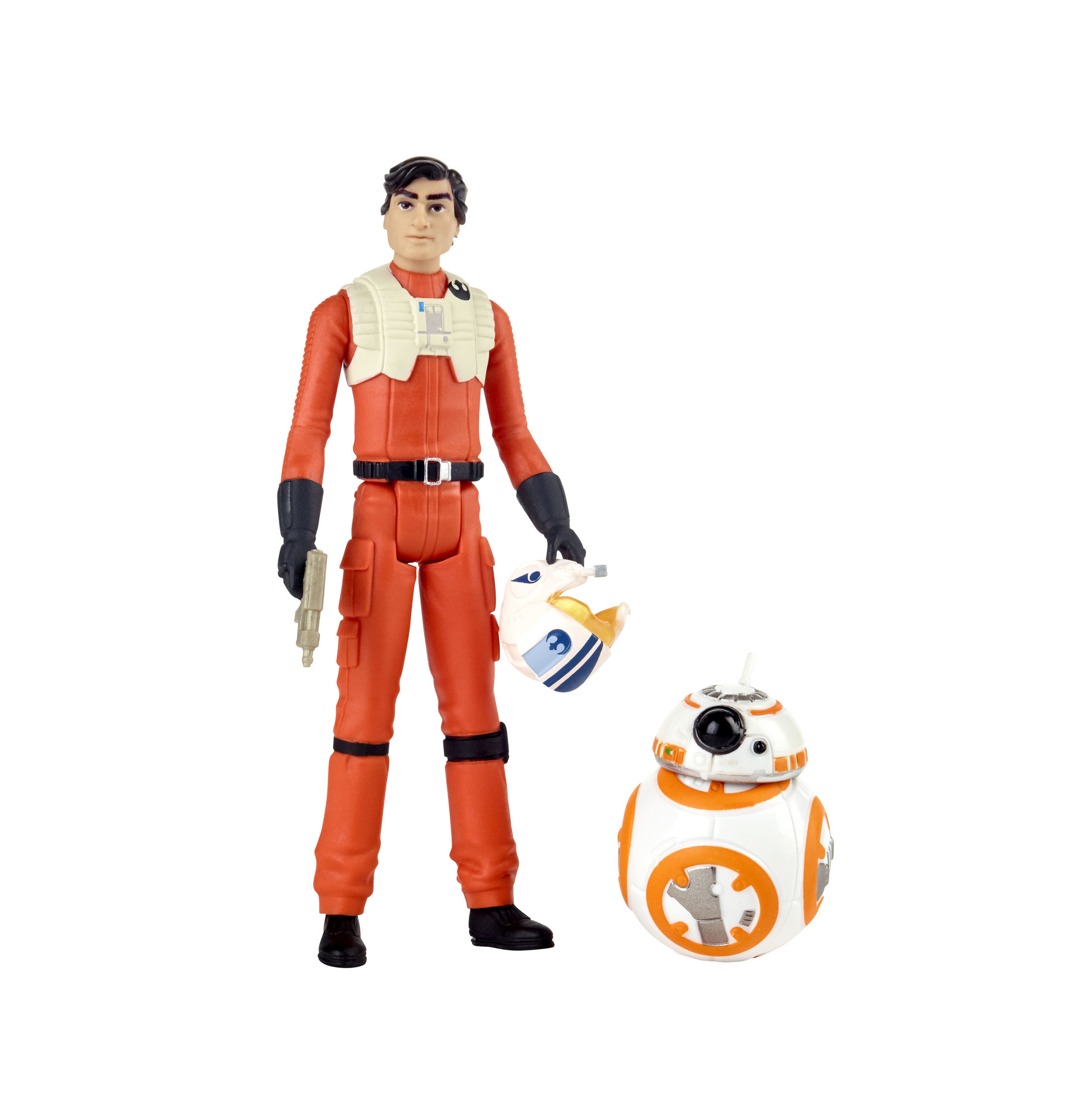SWR Poe Dameron & BB-8 Figure 2-Pack 2