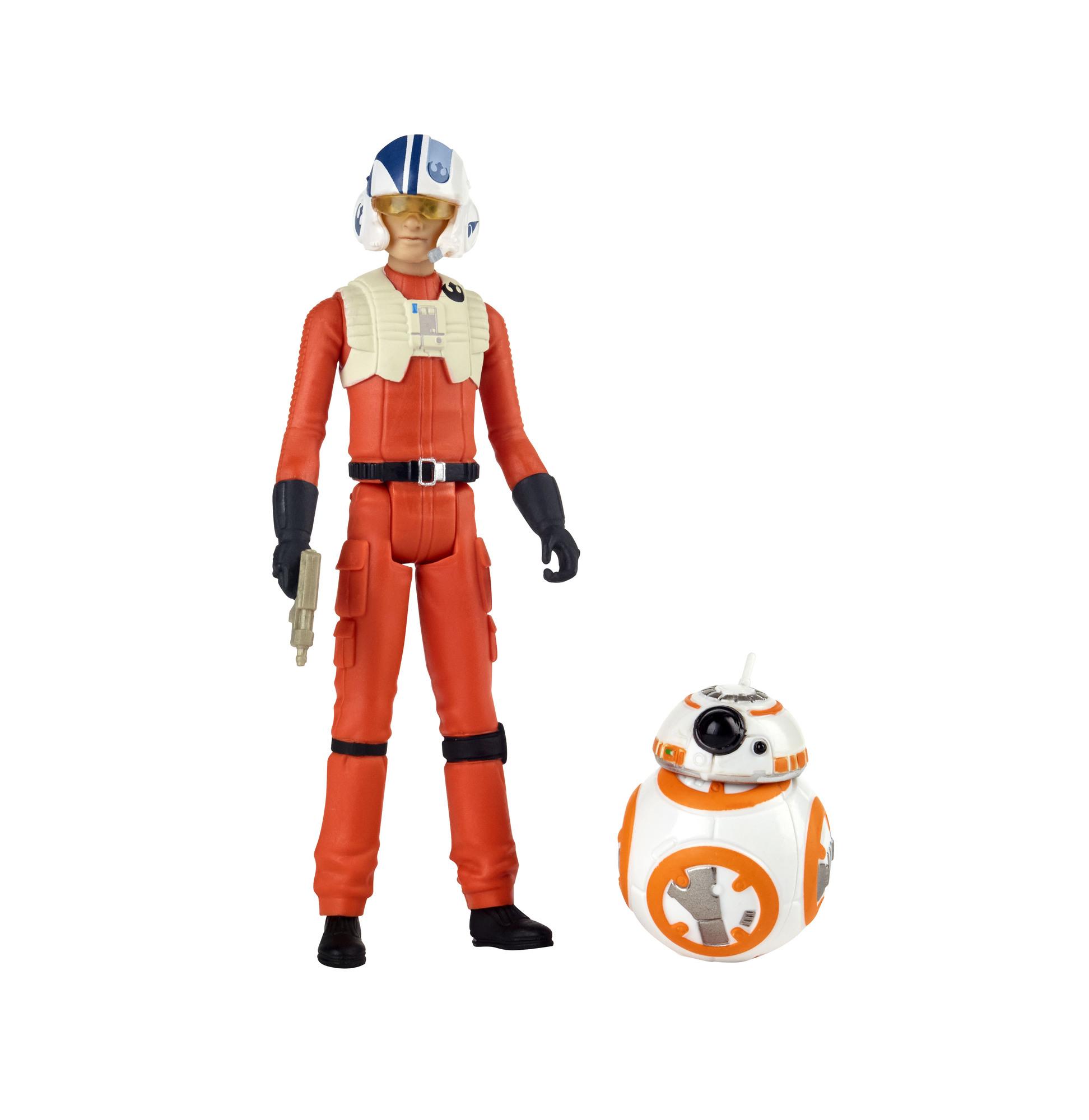 SWR Poe Dameron & BB-8 Figure 2-Pack 1