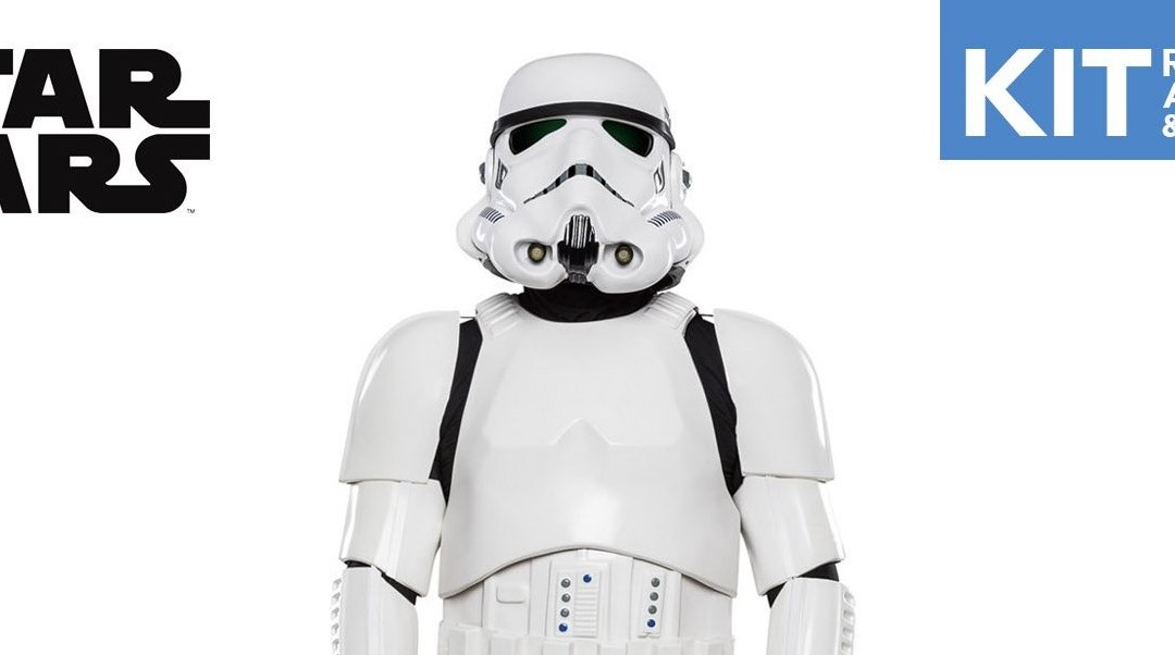 New A New Hope Imperial Stormtrooper Armor Kit available for pre-order!