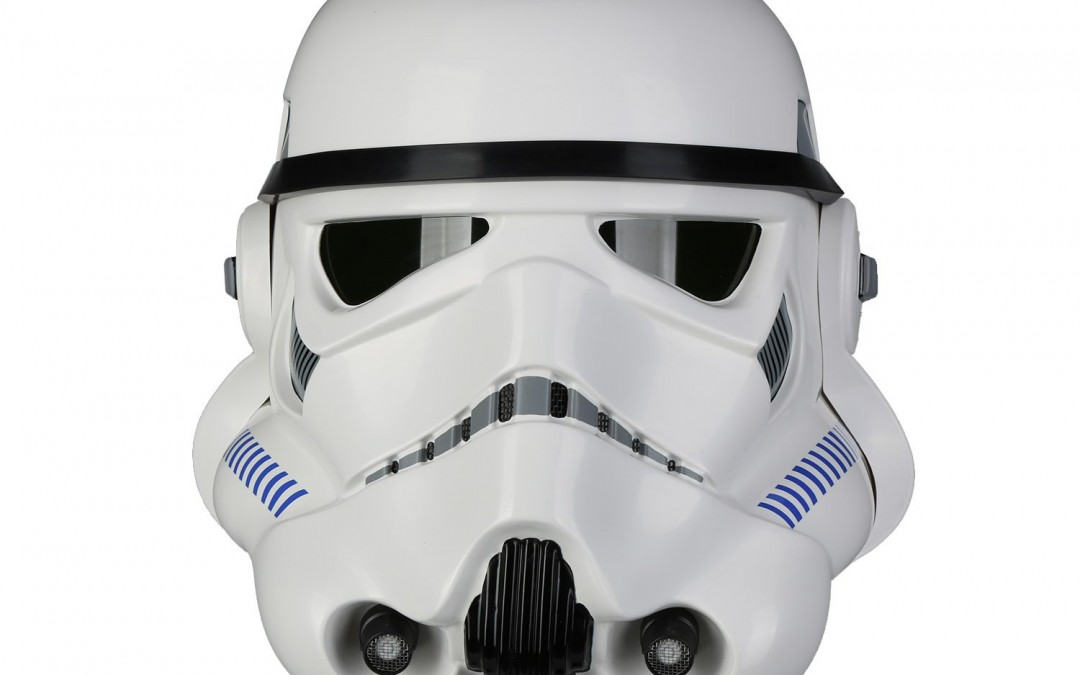New A New Hope Imperial Stormtrooper Helmet Accessory available for pre-order!