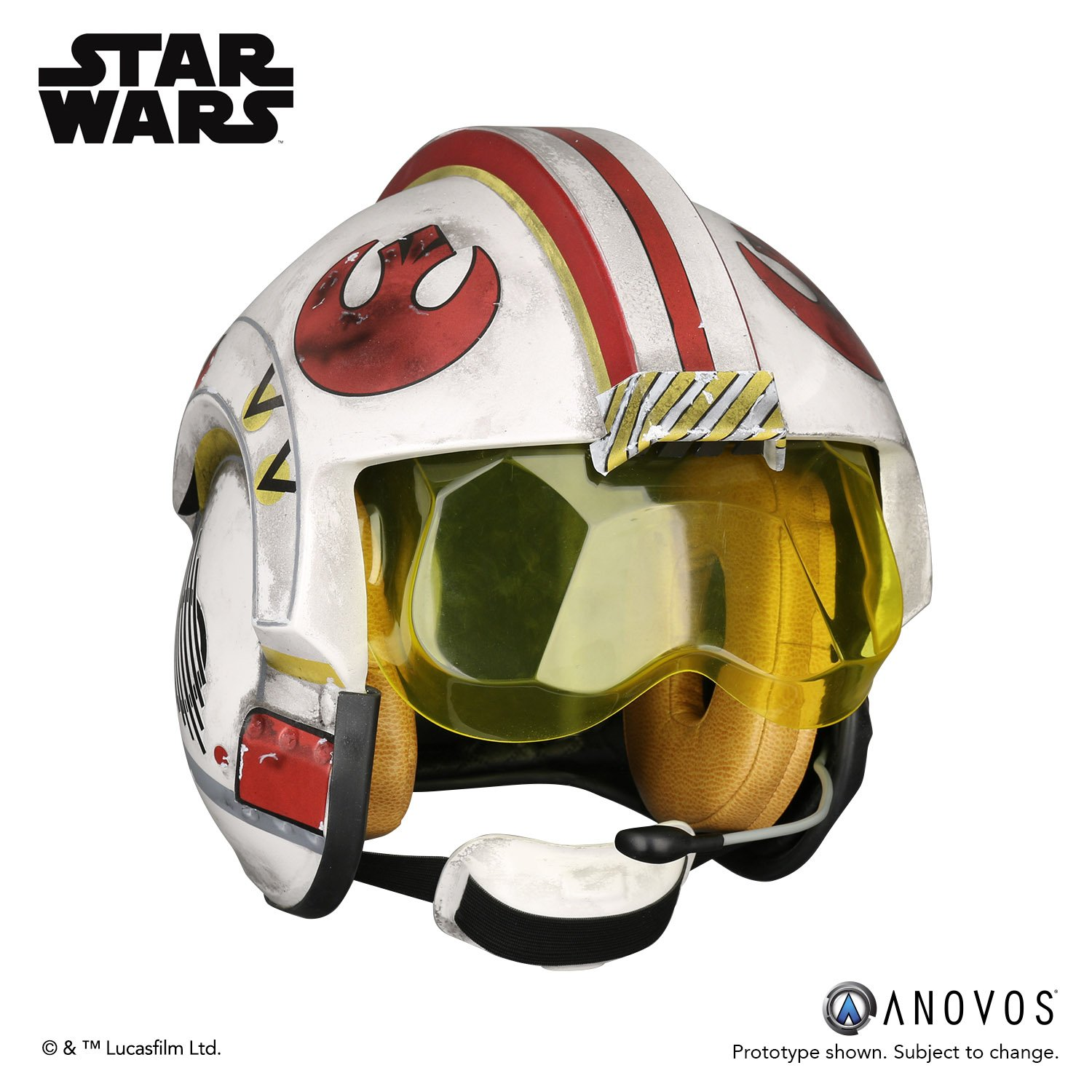 Luke_Skywalker Rebel X-Wing Pilot Helmet 3