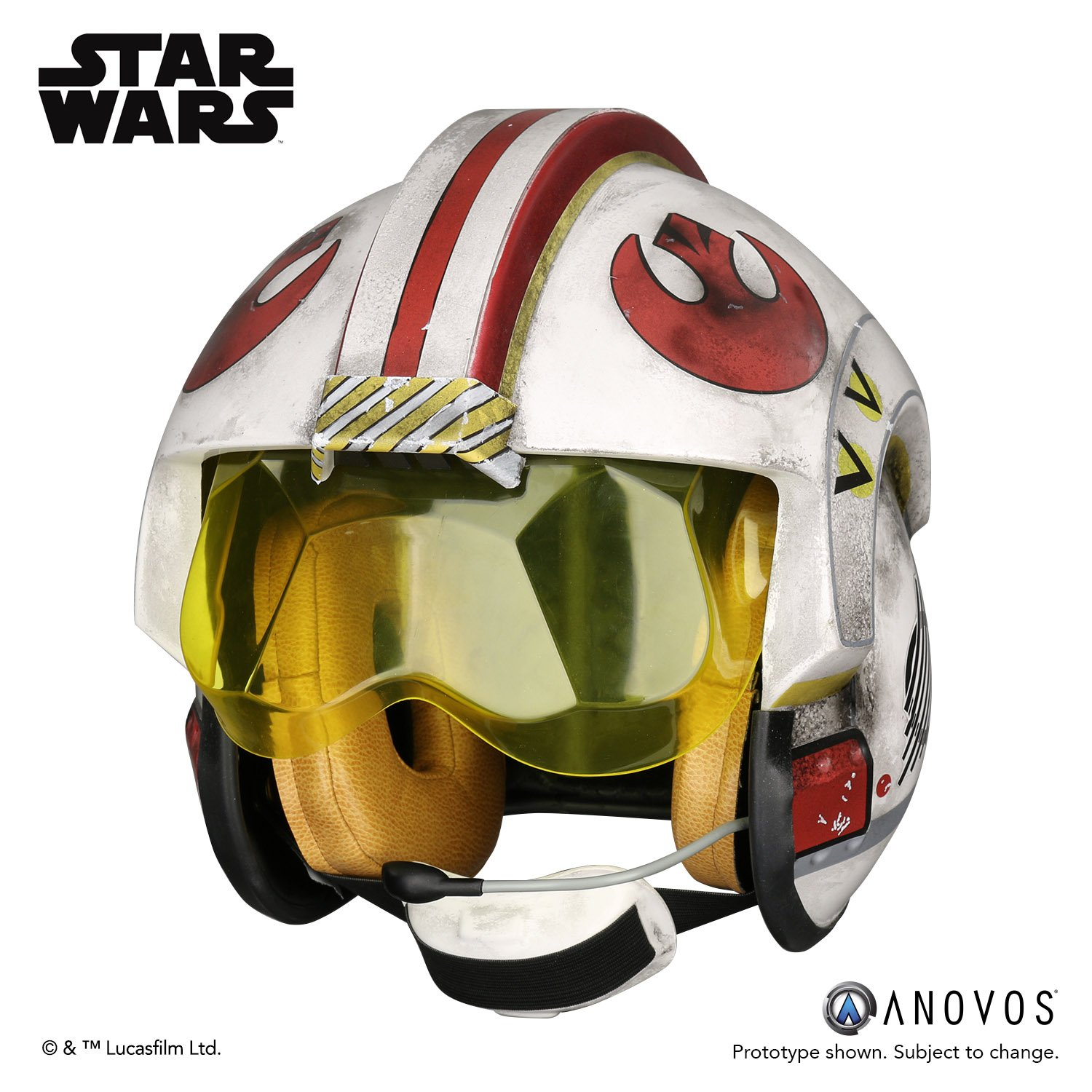 Luke_Skywalker Rebel X-Wing Pilot Helmet 2