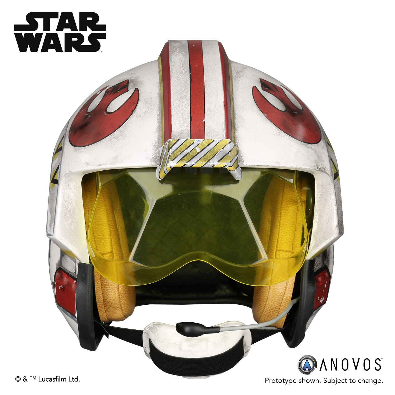 Luke_Skywalker Rebel X-Wing Pilot Helmet 1
