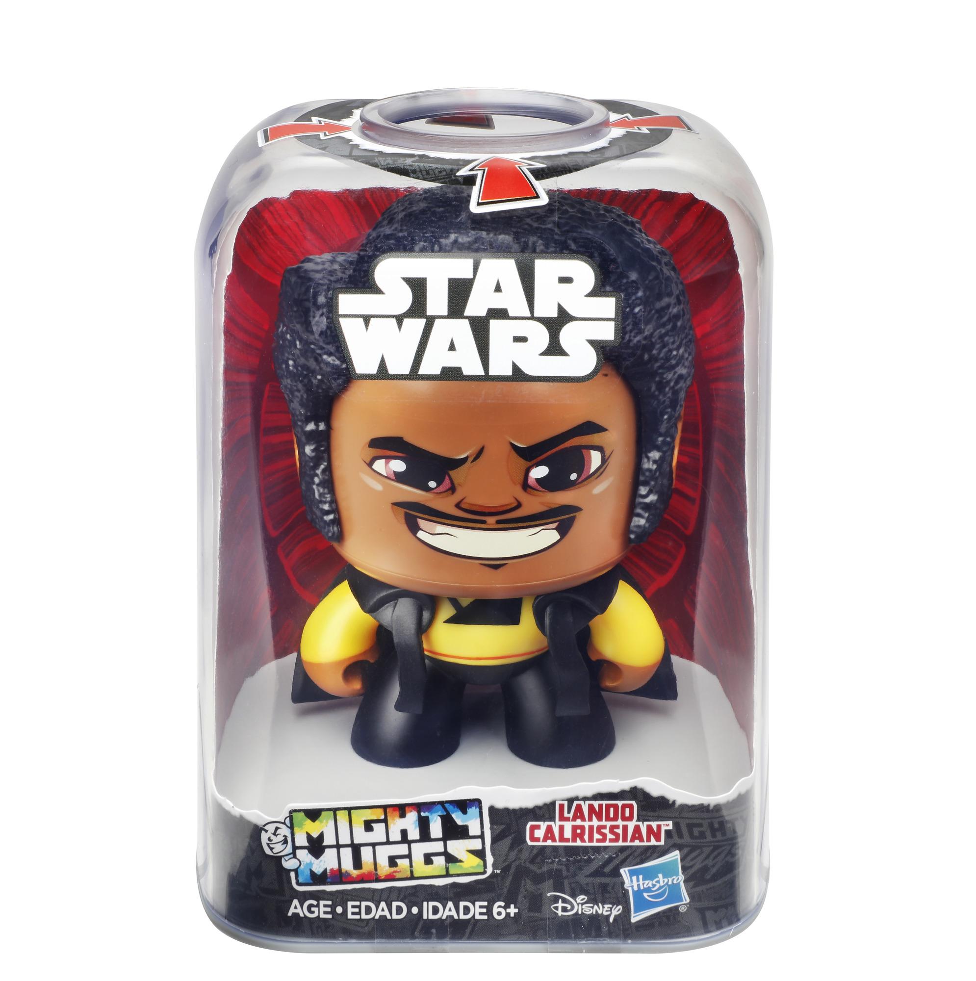 Solo: ASWS Lando Calrissian Mighty Muggs Figure 1