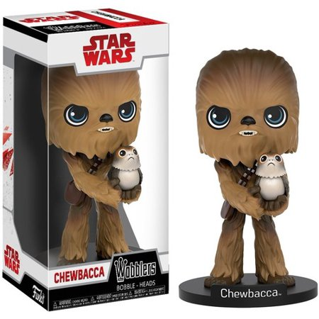 Holiday 2018 Deal: Star Wars Funko Pop! Wobbler Bobble Head Toys Rundown!