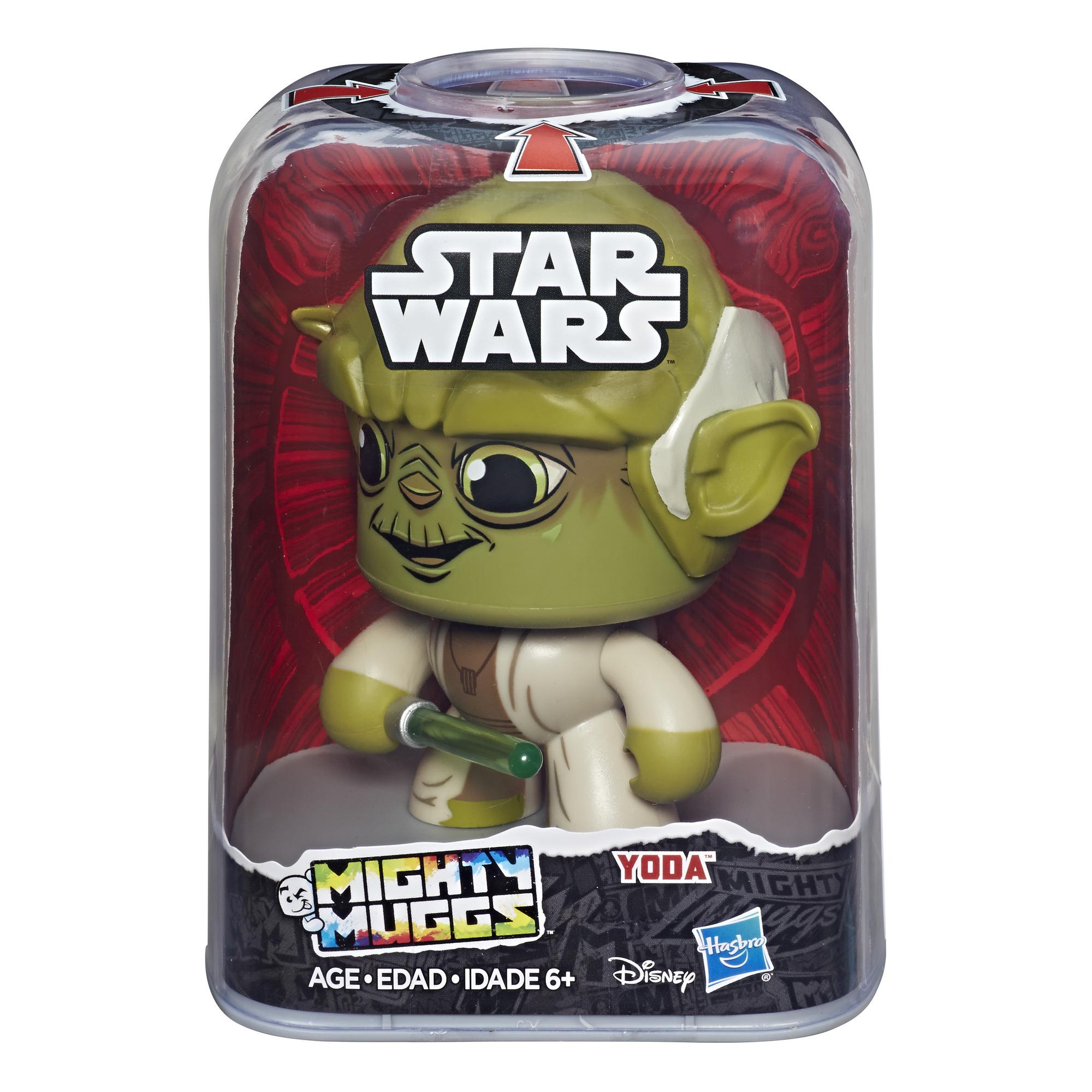 ROTS Master Yoda Mighty Muggs Figure 1