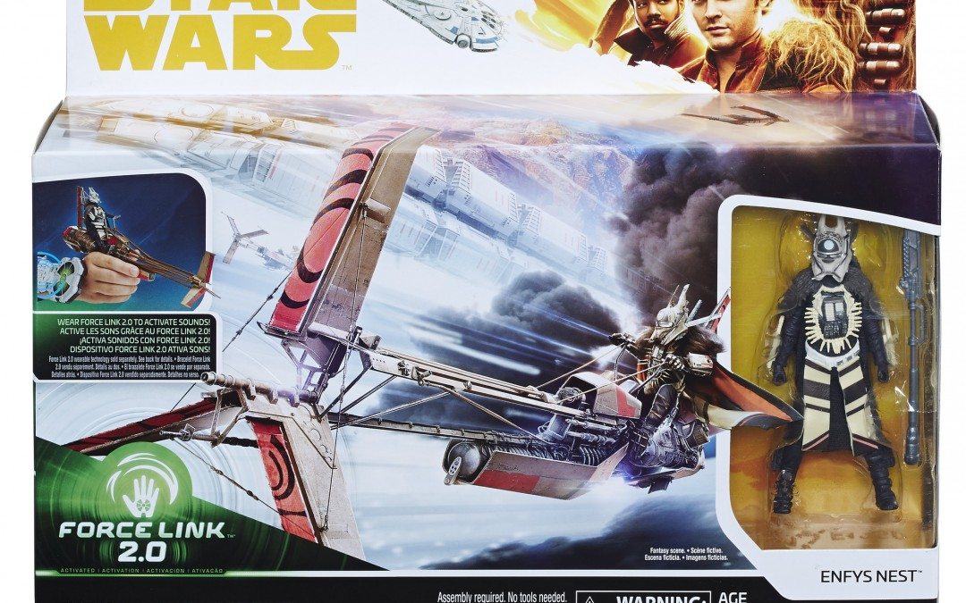 Holiday 2018 Deal: Solo Movie Force Link 2.0 Sets Rundown (Part 2)!