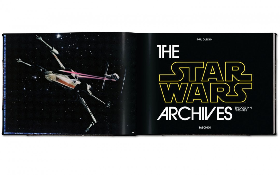 New The Star Wars Archives Book now available!