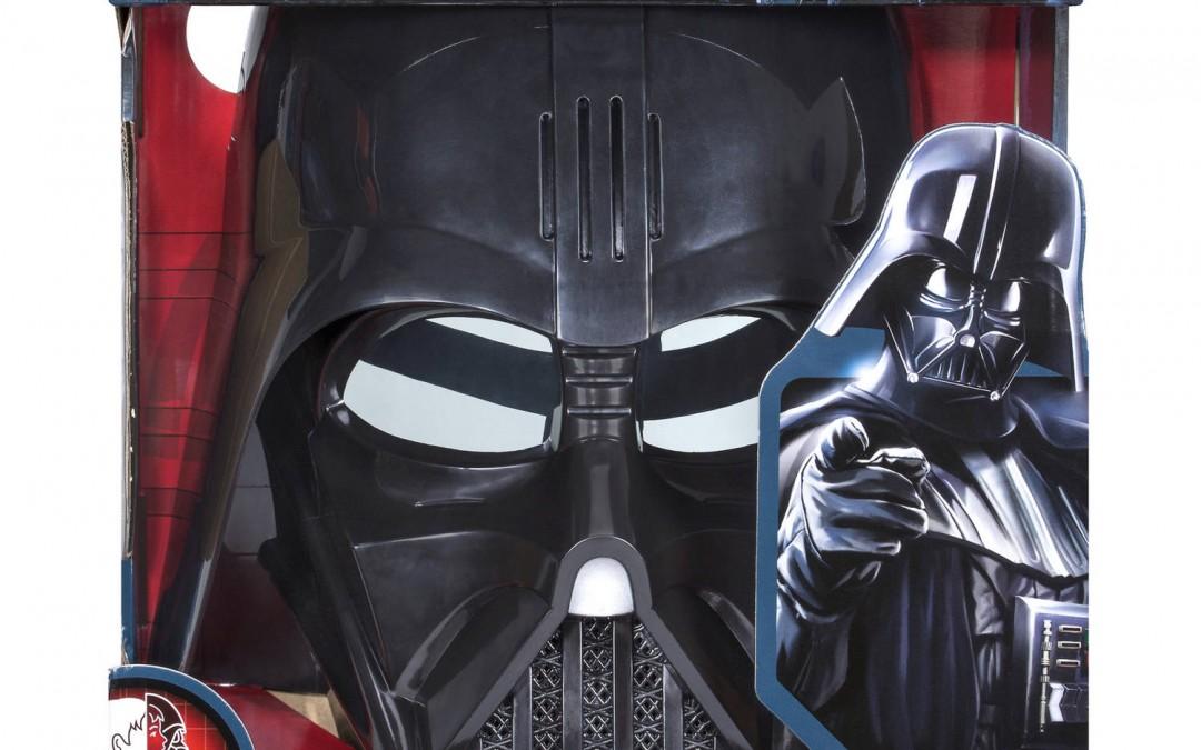 Holiday 2018 Deal: Star Wars Voice Changing Masks Rundown!