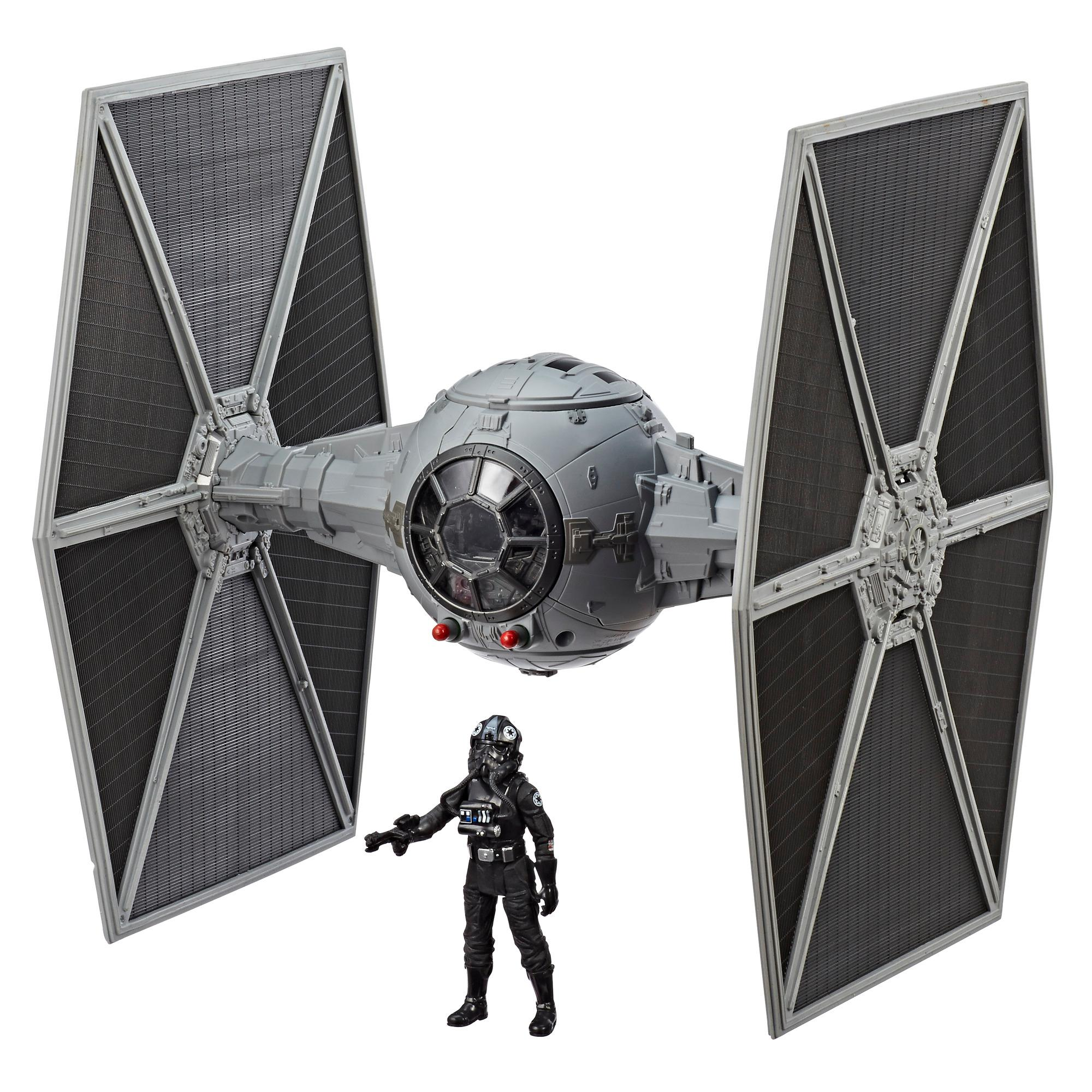 Force Link 2.0 Imperial Tie Fighter & Tie Pilot Figure Set 2