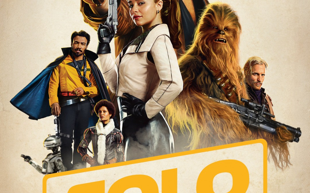 New Solo: A Star Wars Story: Expanded Edition Book now available!