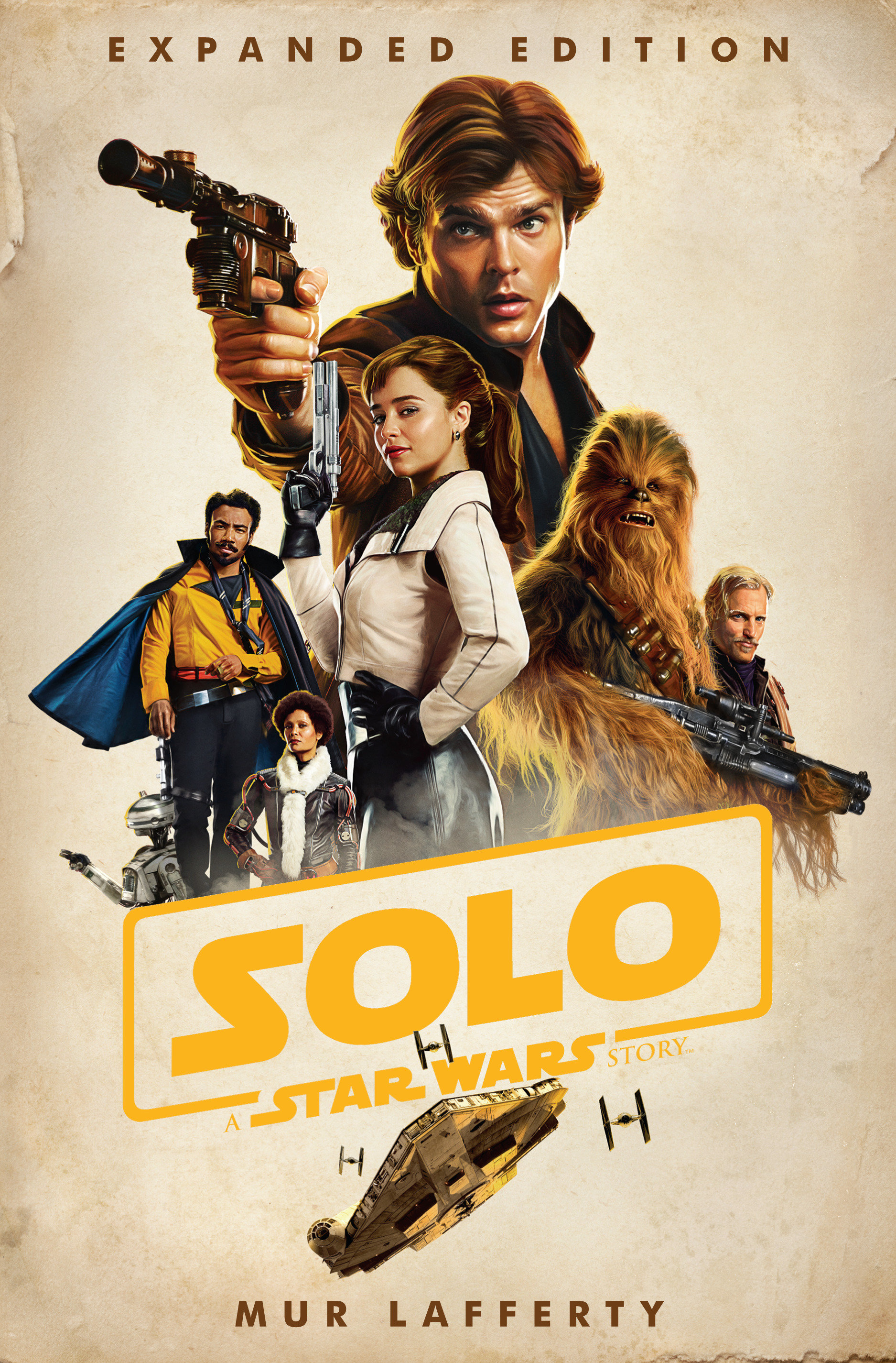Solo: A Star Wars Story: Expanded Edition Book