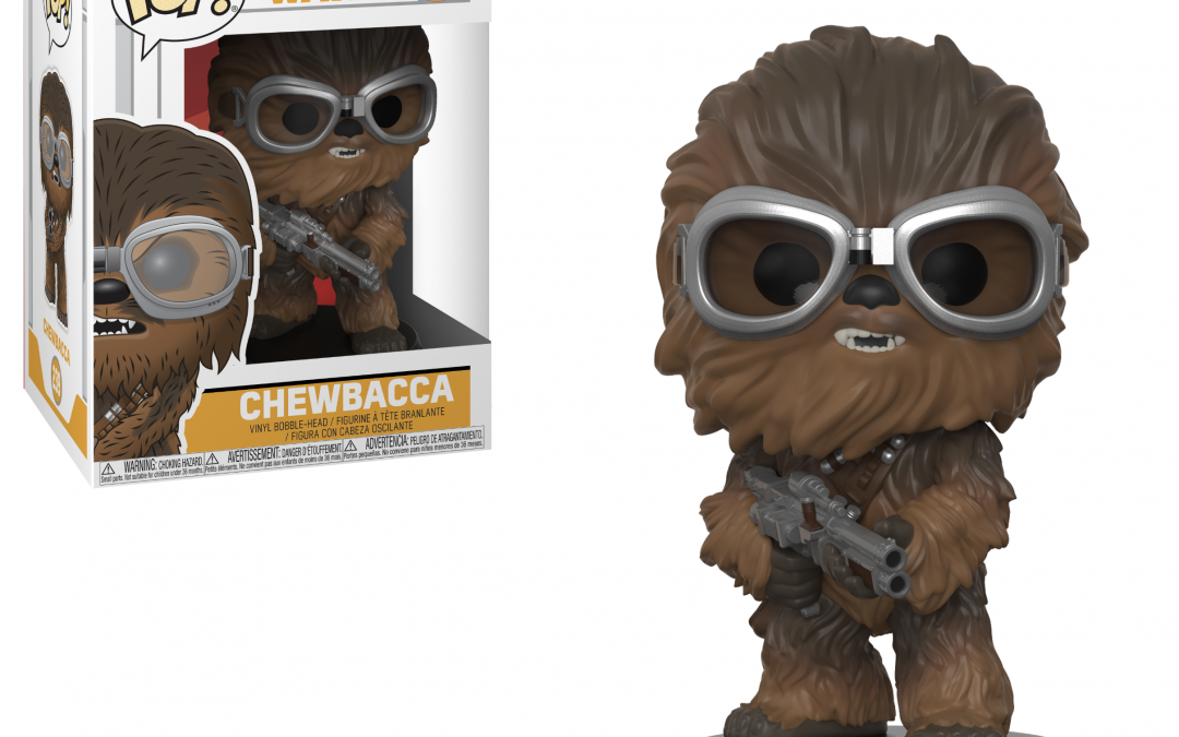 Holiday 2018 Deal: Solo Movie Funko Pop! Bobble Head Toys Rundown!