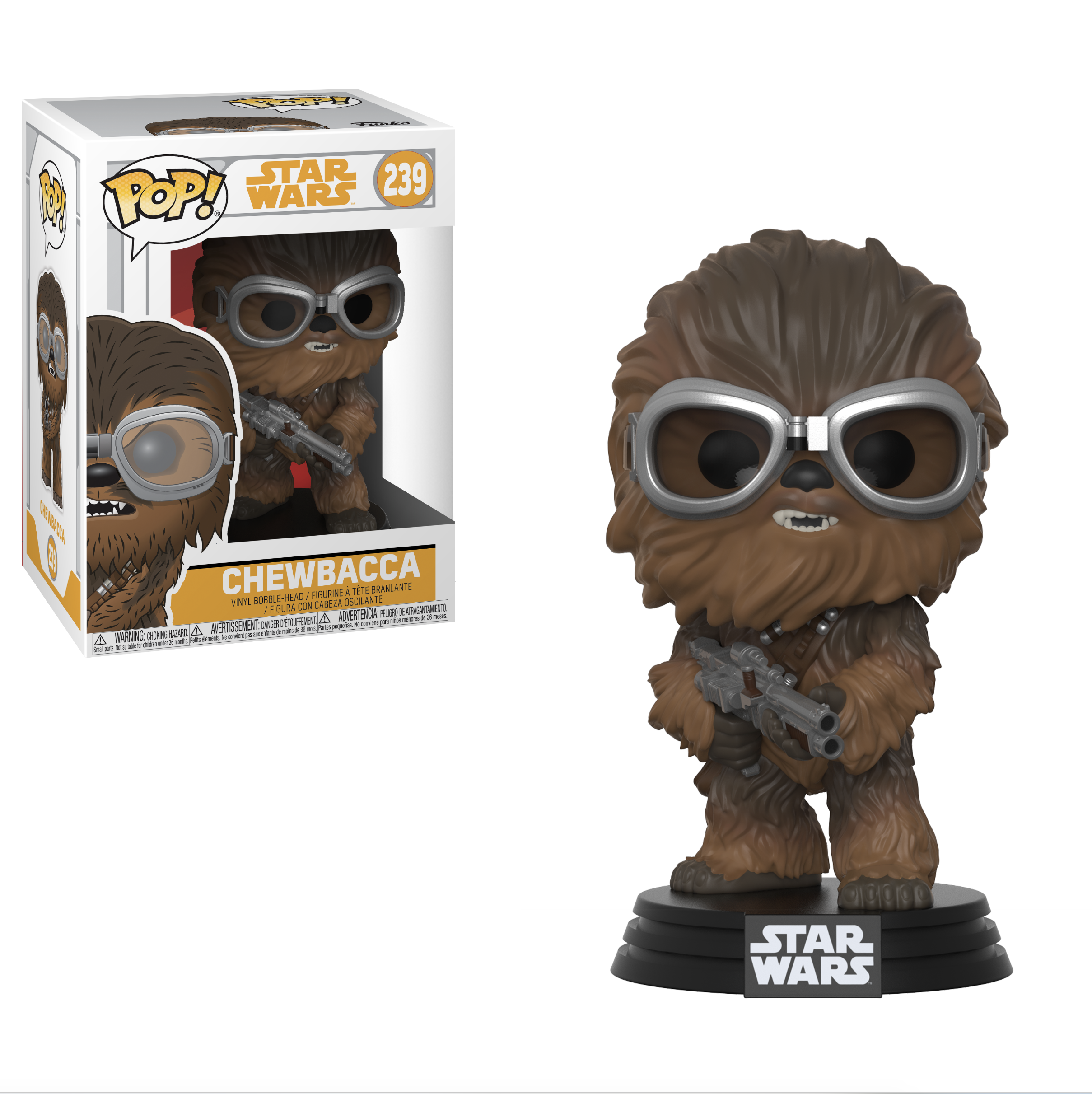 Solo: ASWS Chewbacca FP BH Toy