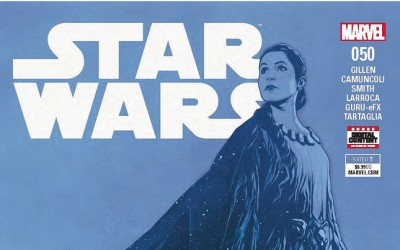 New Marvel Star Wars #50 Comic now available!