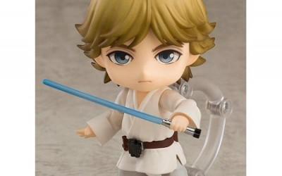 New A New Hope Luke Skywalker Nendoroid Figure now available!