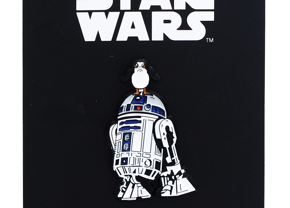 New Last Jedi Enamel Collector Pins Rundown!
