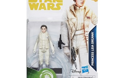 New Solo Movie (Empire Strikes Back) Leia Hoth Force Link 2.0 Figure now available!