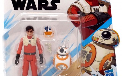 New Star Wars Resistance Poe Dameron & BB-8 Figure 2-Pack now available!