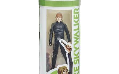 New Galaxy of Adventures Luke Skywalker Figure and Mini Comic Set now in stock!