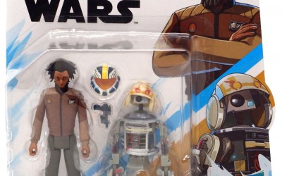 New Star Wars Resistance Yeager and Bucket Figure 2-Pack now available!