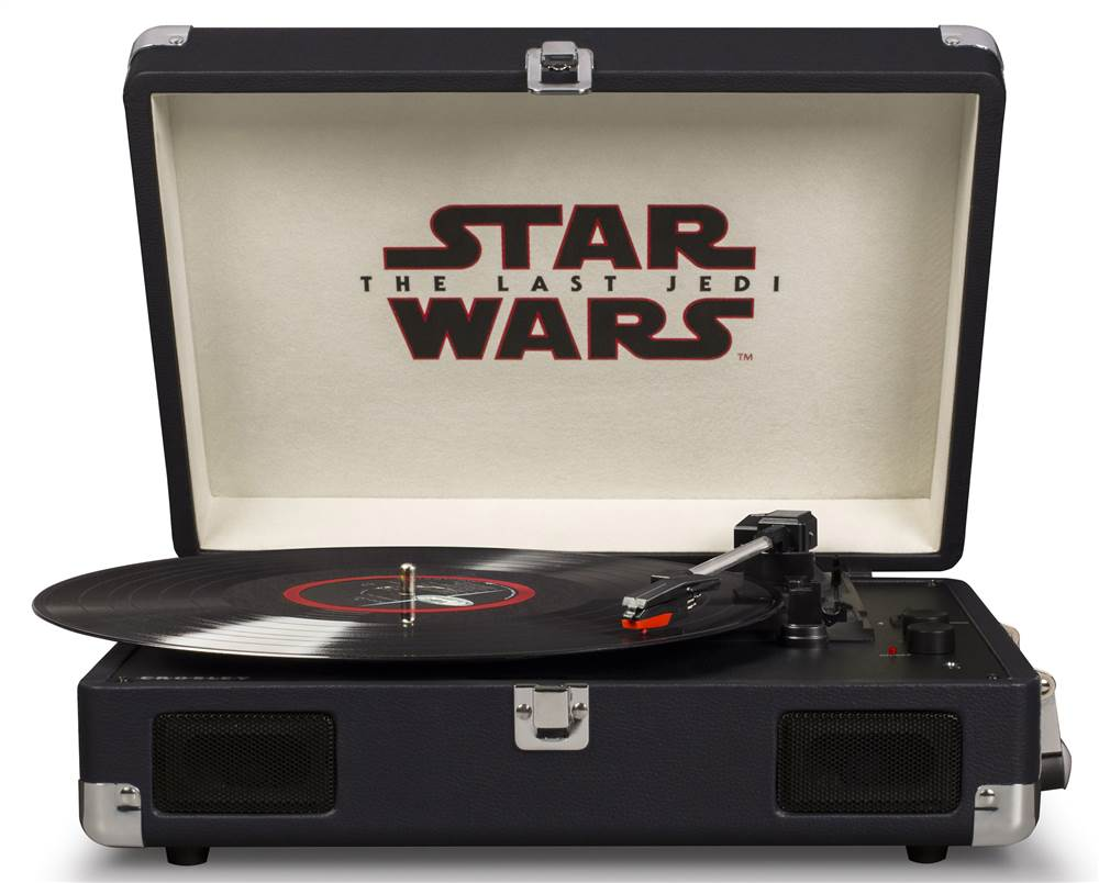 TLJ Cruiser Deluxe Record Player 1