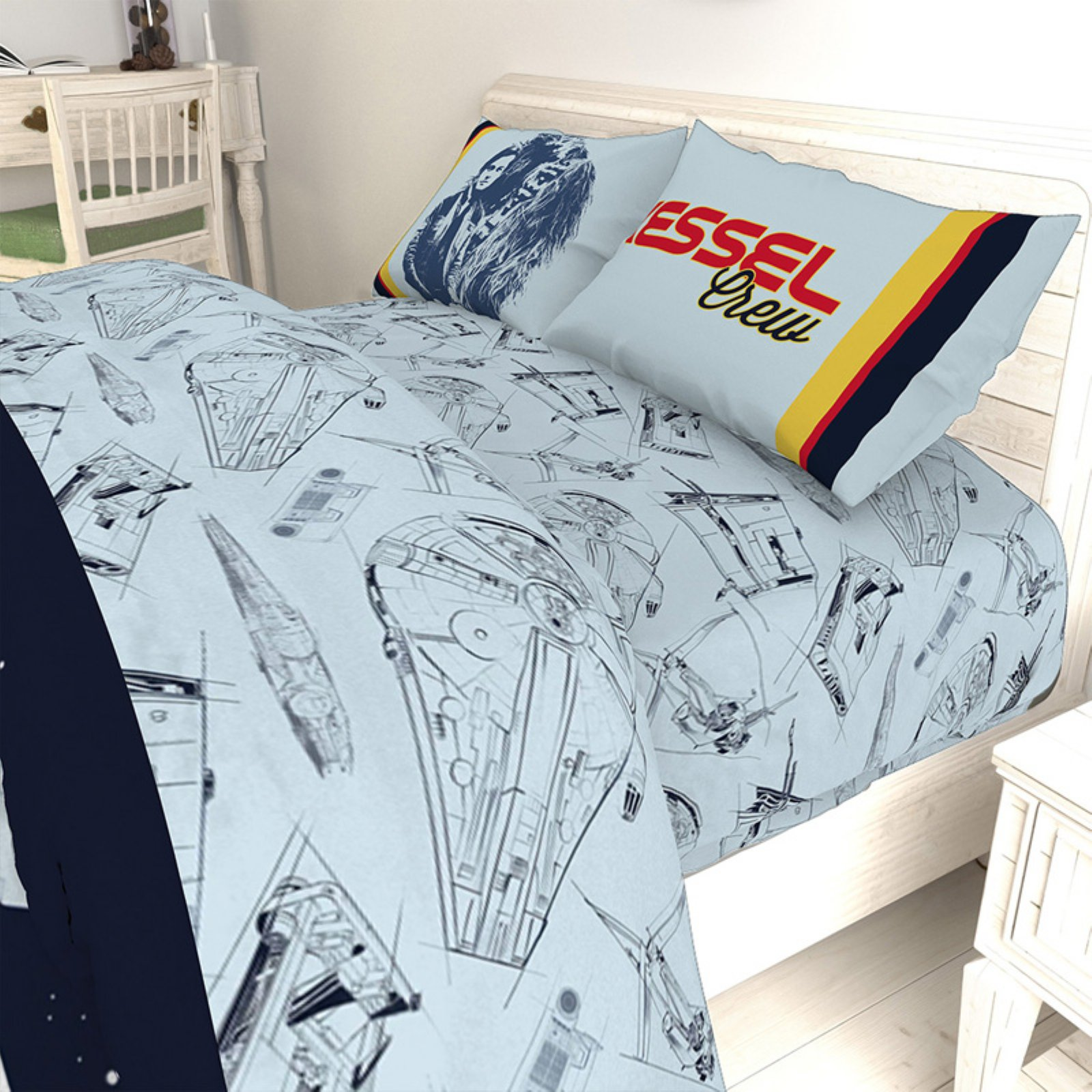 Solo: ASWS Kessel Crew Twin Bed Sheet Set 3
