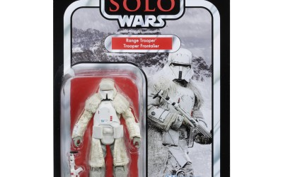 New Solo Movie Imperial Range Trooper Vintage Figure now in stock!