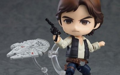 New A New Hope Han Solo Nendoroid Figure now available!