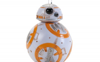 New Force Awakens BB-8 Premium Figure now available!