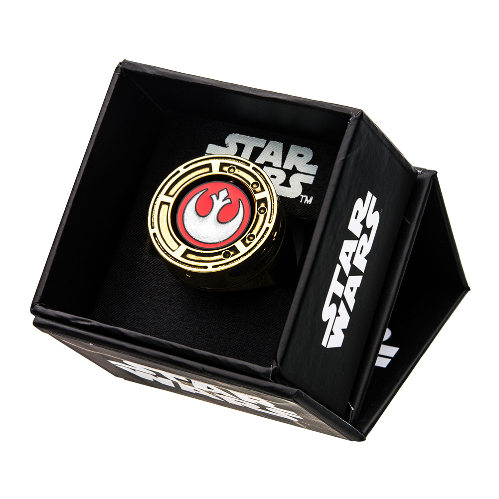 New Last Jedi Rose Tico S Resistance Ring Now Available