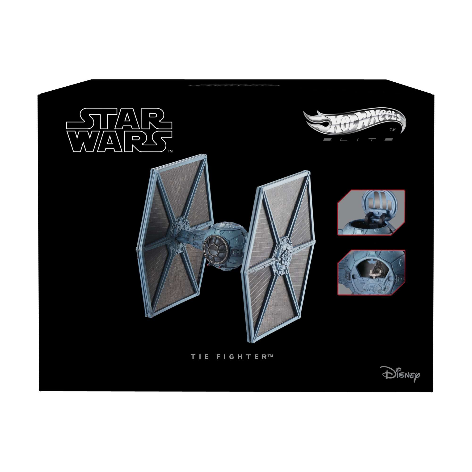 ANH HW Imperial TIE-Fighter Starship 1