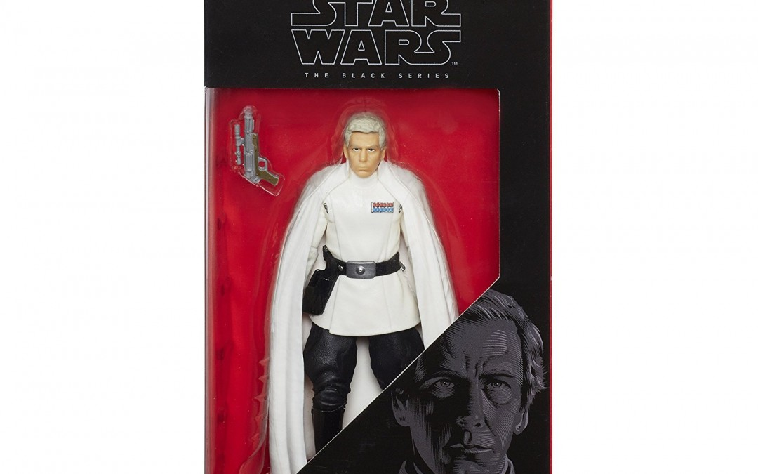 New Rogue One Director Krennic Black Series Figure now available!