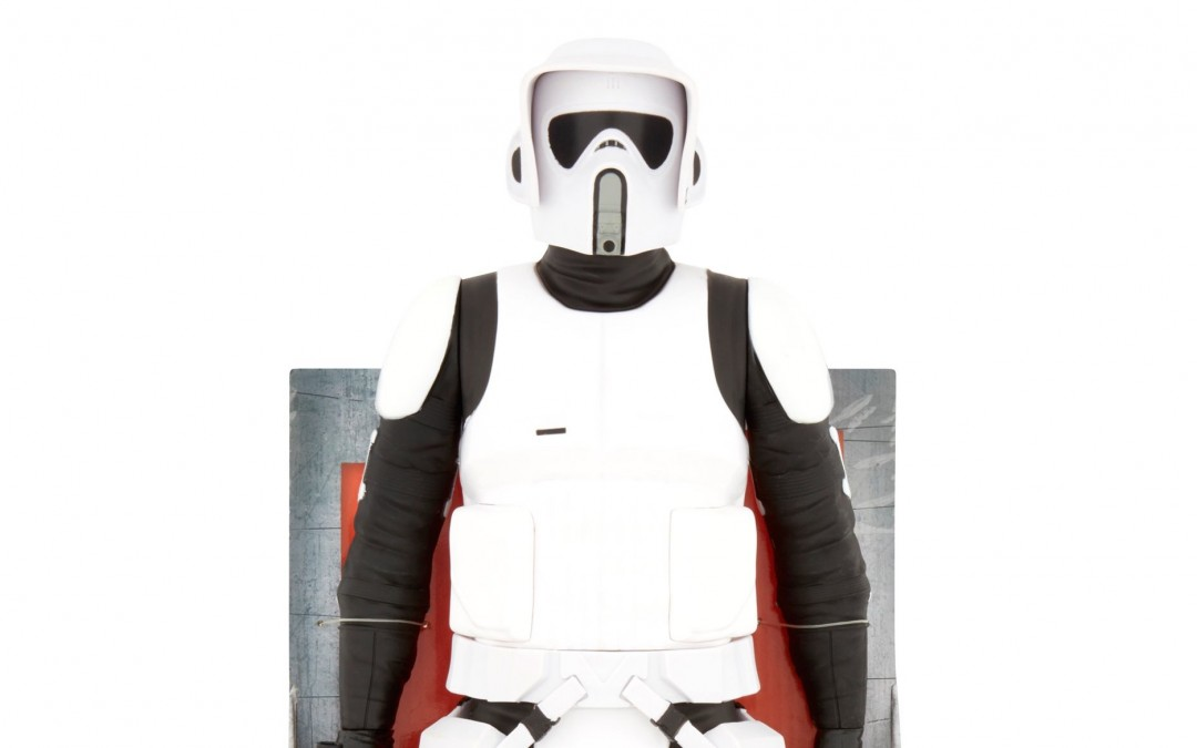 """New Star Wars Rebels 18"""" Scout Trooper Figure now available!"""