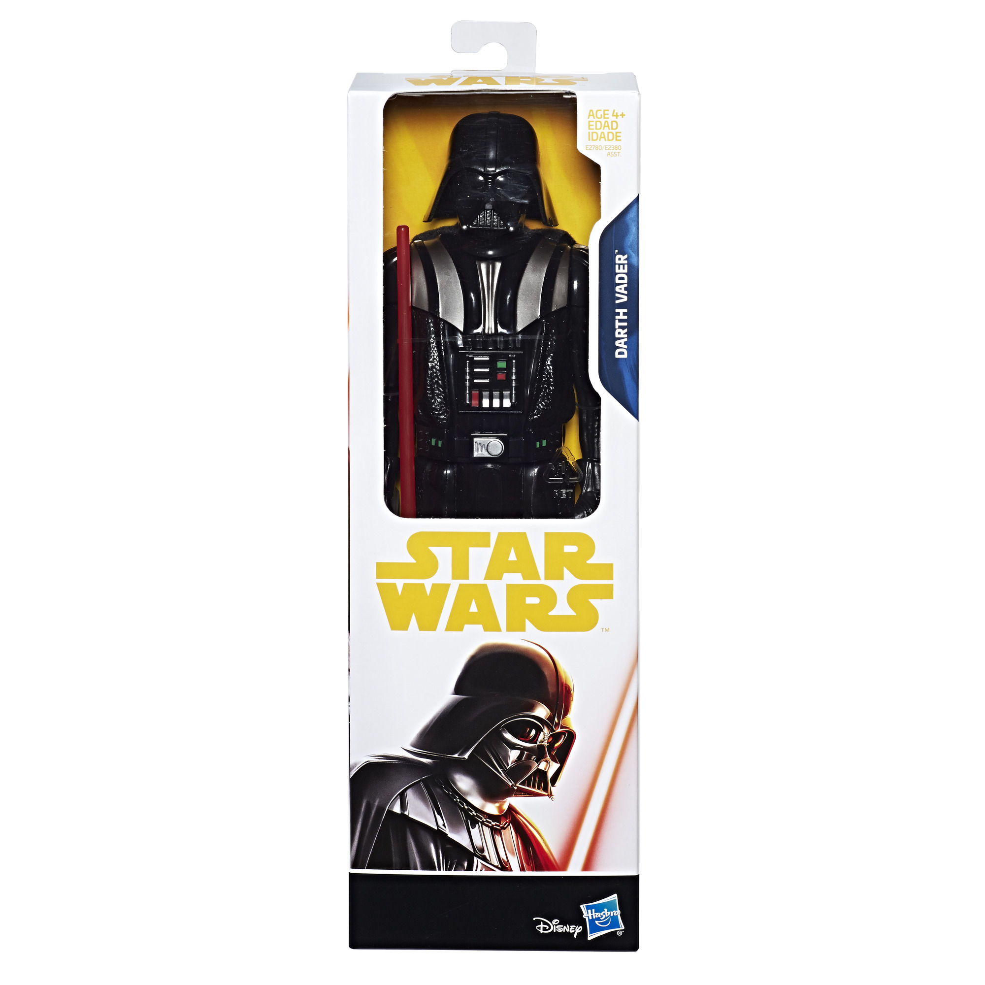 "Solo: ASWS (ROTS) Darth Vader 12"" Figure 1"