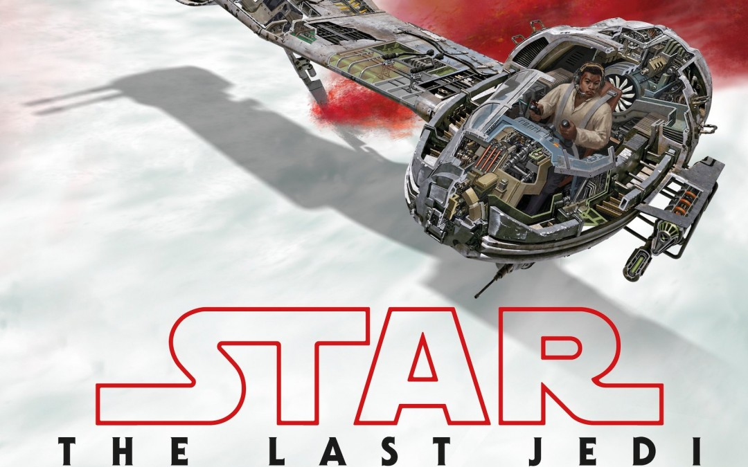 New Last Jedi Incredible Cross-Sections Book now available!