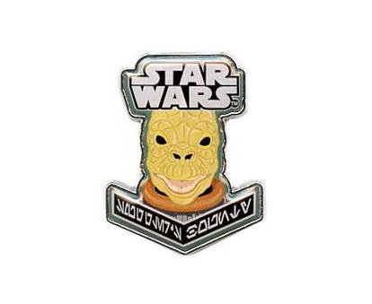 New Empire Strikes Back Funko Bounty Hunter Bossk Pin now available!
