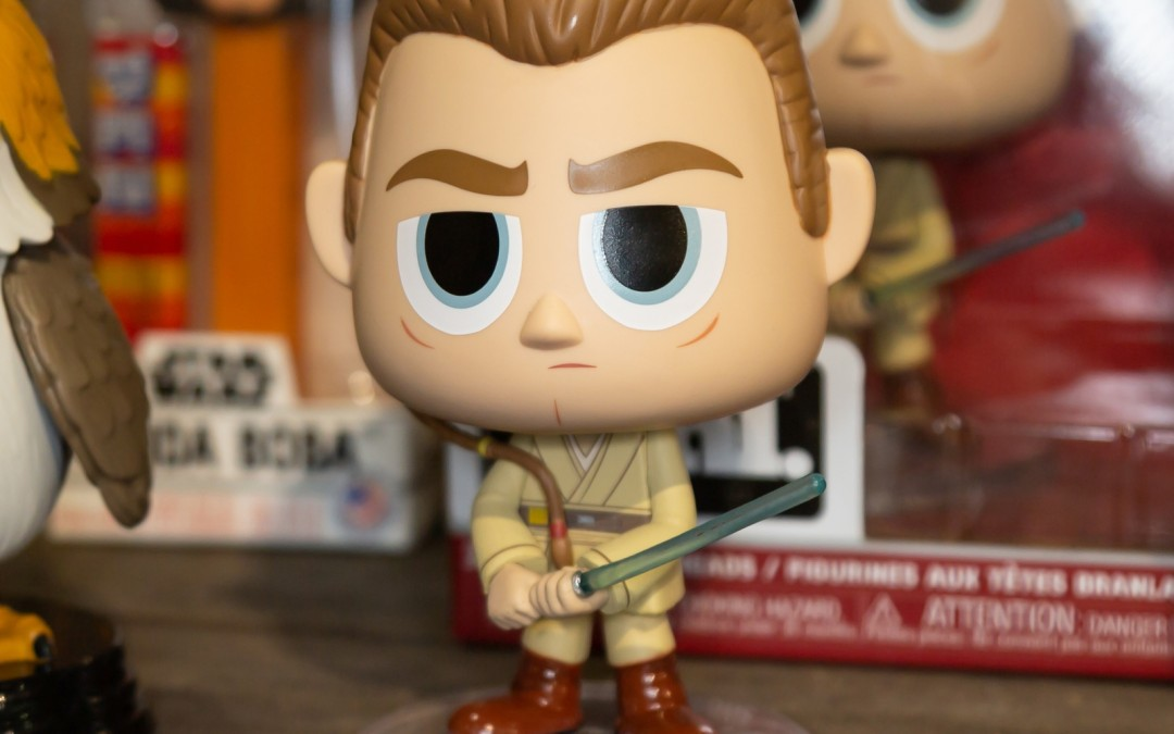 2019 International Toy Fair Star Wars Funko Pop! Items Preview Part 3!