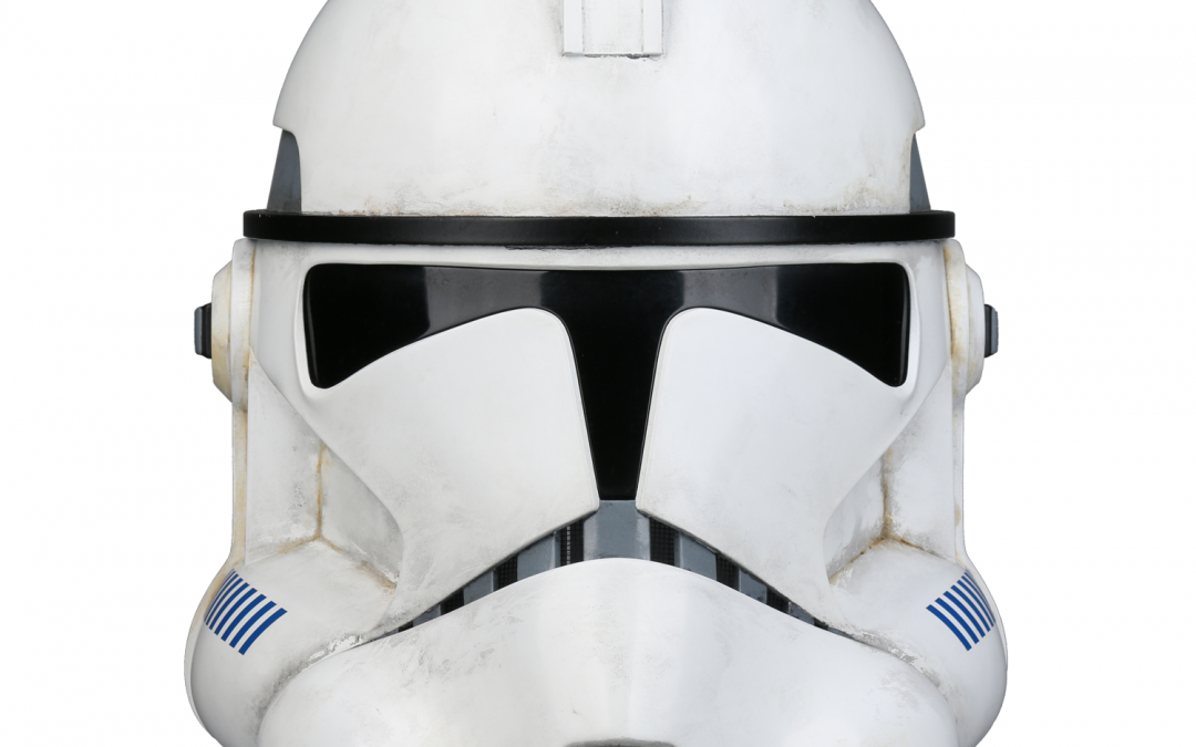 New Star Wars Clone Trooper Phase II Helmet Accessory available for pre-order!