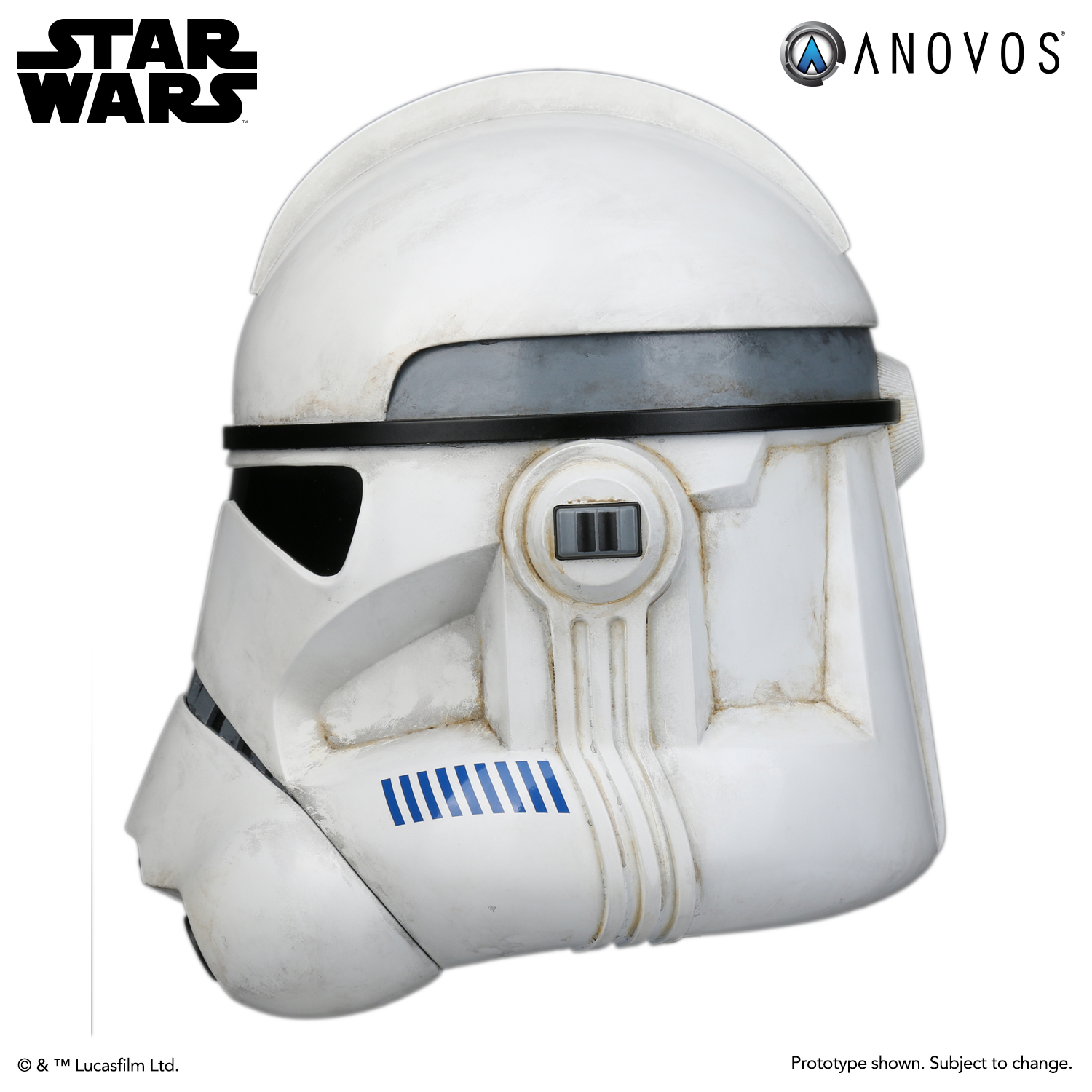 ROTS Clone Trooper Phase II Helmet Accessory 3