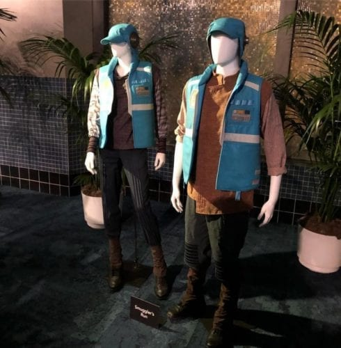 SW Galaxy's Edge costumes 2