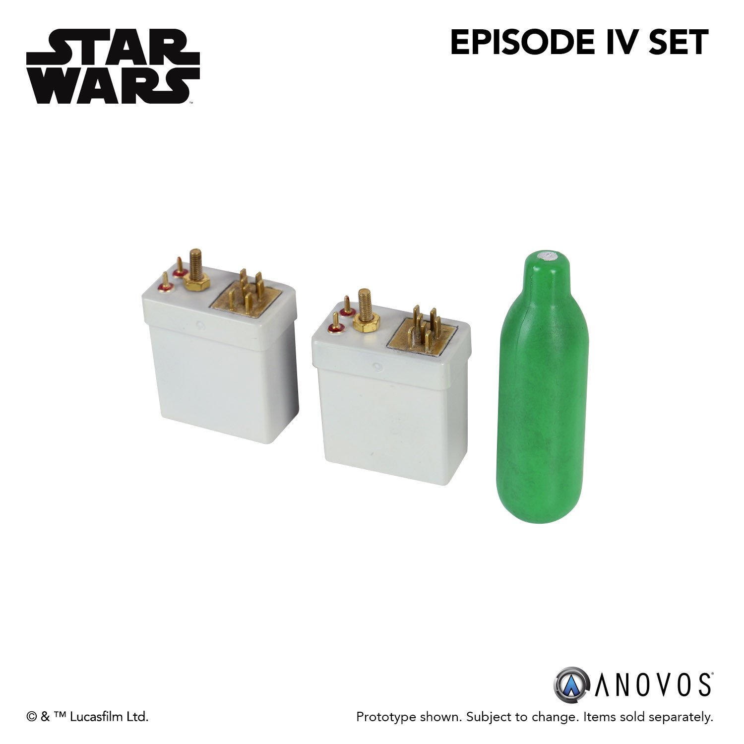 SW Han Solo Belt Rig Set 3
