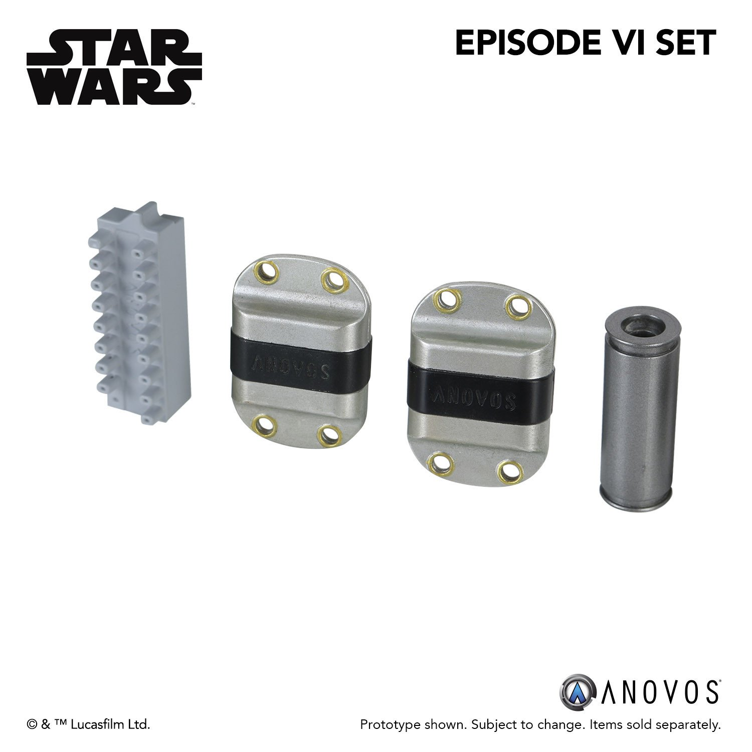 SW Han Solo Belt Rig Set 5