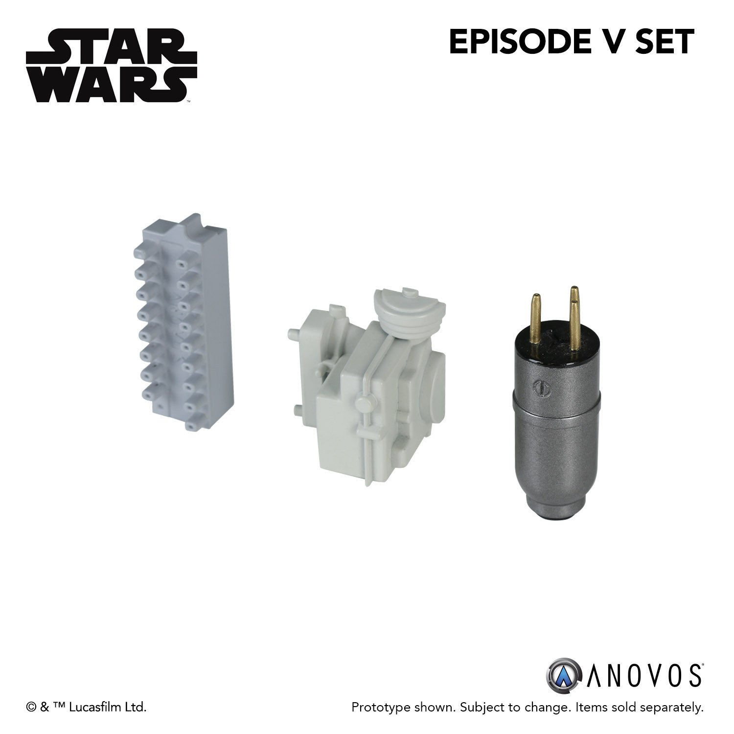 SW Han Solo Belt Rig Set 4